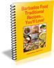 Thumbnail Traditional Barbados Recipes
